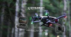 Win a GoPro Karma™ Drone + Hero5™ Camera Pkg!