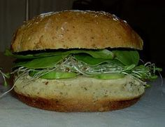 Garlic Herb Sandwich Rolls.  The other recipes I've tried from this site have been great.  Yum! #bread #glutenfree