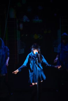 「DAOKO THE FIRST TOUR」東京・TSUTAYA O-EAST公演の様子。(撮影:神藤剛) Pretty People, Rapper, Bands, Beautiful Women, Singer, Japan, Kpop, Actresses, Music