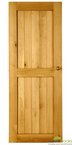 Solid Oak Ledge And Brace Door | Pinterest | Solid oak Doors and Vintage room  sc 1 st  Pinterest & Solid Oak Ledge And Brace Door | Pinterest | Solid oak Doors and ...