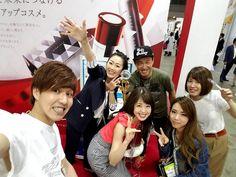 ただ今、オーナー、スタッフ3人で 東京ビューティーワールドに来ております!  取り扱いメーカーさんへのあいさつも兼ねながら、 最新の美容の情報収集しています♪♪  もう、やはり東京はすごい!笑 すでにお客様に早く... 詳しくは http://kobohouse.com/72465/?p=5&fwType=pin