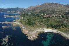 El Monte Pindo Parque Natural visto desde el mar... Impresionante... #CostadaMorte  Foto de la Xunta de Galicia