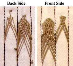 How to Floss a Corset » By Sidney Eileen