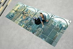 Ravensburger A View of Manhattan 32000 Pcs