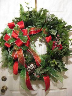 They Call Me Jammi: Christmas Wreath