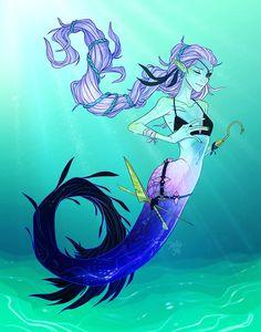 Character Design Inspiration, Character Ideas, Merfolk, Ap Art, Mermaid Art, Art Tutorials, Art Inspo, Fantasy Art, Cool Art
