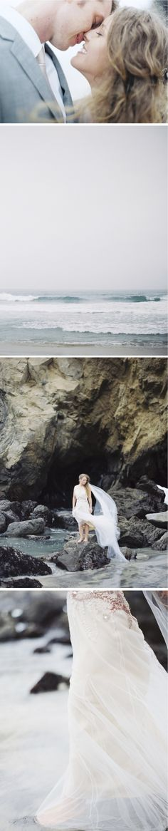 COASTAL WEDDING | sarah & bendrix