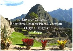 Visit all of the must see Inca and Colonial Highlights in and around Cusco and the Sacred Valley of the Inca in Private Service while staying at the Belmond Historic 5* Monasterio Hotel.