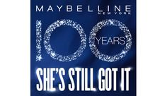 100 Years of Maybellline cosmetics (USA)