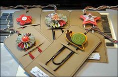 Chinook's Bookmarks for Craft Sale-Group Shot by Chinook - Cards and Paper Crafts at Splitcoaststampers