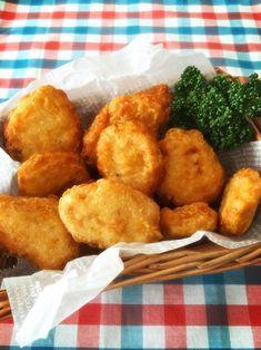 チキンマックナゲット再現レシピ改良しました!ナゲットソースのレシピも! | 稲垣飛鳥のあすかふぇのおいしい毎日っ♪