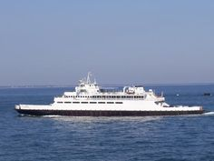 The Cape May-Lewes Ferry  Great memories of My Dad piloting the Ferry across the Delaware Bay for nearly 20 years!