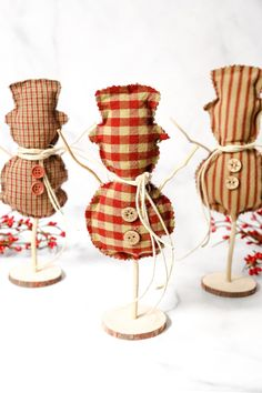 Christmas Sewing, Diy Christmas Ornaments, Homemade Christmas, Christmas Snowman, Christmas Time, Snowman Ornaments, Rustic Christmas, Christmas Recipes, Snowmen
