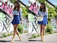 Look: neon details - fashionhippieloves - Trendtation