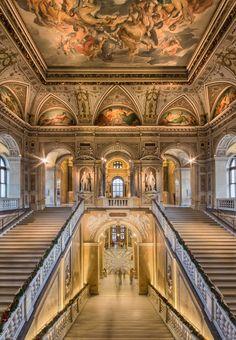 Museum of Natural History, Vienna, Austria.