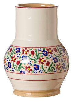 Nicholas Mosse Classic Vase in Wild Flower Meadow