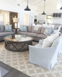 Family Room Rug. Neutral Family Room Rug. Neutral Family Room Rug Ideas. Family Room Rug Price. J.D. Staron Rug. J.D. Staron Family Room Rug #JDStaron #Rug #familyRoom Brooke Wagner Design.