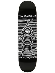 #Toy #Machine Toy Division/Joy Division so sweet! need to get it for my collection!