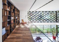 Casa de pantallas perforadas - Noticias de Arquitectura - Buscador de Arquitectura