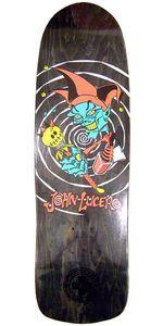 Black Label John Lucero Madrid Jester Skateboard Blk   eBay