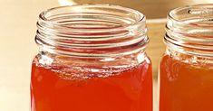Diese Vitamin-C-Bombe ist genau das Richtige für die kühleren Jahreszeiten. Campari ist das Tüpfelchen auf dem i.