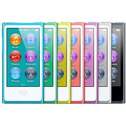 Apple iPod Nano 16GB (Choose Your Color) with Bonus Accessory Kit