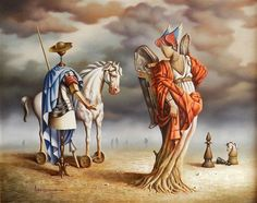 Vito Campanella | Surrealism /Metaphysics painter | Tutt'Art@ | Pittura * Scultura * Poesia * Musica | Surrealism Painting, Pop Surrealism, Caravaggio, Wassily Kandinsky, Dictionary Art, Italian Painters, Jesus Pictures, Lowbrow Art, Surreal Art