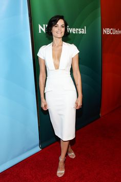 Jaimie Alexander attends the NBCUniversal press tour 2015 at the Beverly Hilton Hotel on August 12, 2015 in Beverly Hills, California.