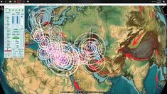 -- Global Earthquake Forecast -- Watching for West Pacific to move Earthquake News, Japan Earthquake, Earthquake Activity, East Coast Usa, West Coast, Recent Earthquakes, Tsunami Warning