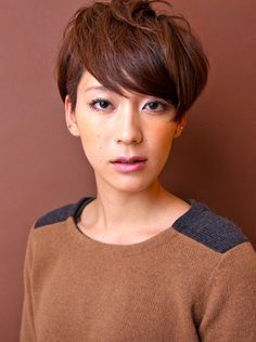 Trendy Japanese Haircut 2013