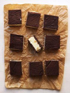 Peanut Butter Fudge Ice Cream Sandwiches | The Sugar Hit