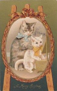 Helena Maguire - Vintage postcard (1910's)