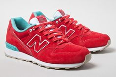 """New Balance 576 """"Valentine's Day"""" I want these shoes!!!"""