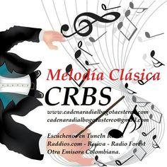 Cadena Radial Bogotá Stereo Melodía Clásica