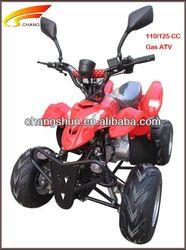 110cc gasoline quad ATV ( CS-A110C ) website: www.harryscooter.com email: sales2@harryscooter.com Skype: Sara-changshun