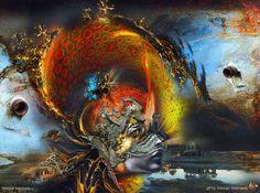 Гипнотическая сила фотокартин George Redhawk - Ярмарка Мастеров - ручная работа, handmade