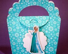 Bolsinha Frozen Festa Frozen Fever, Lunch Box, Bento Box