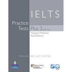 Longman IELTS Practice Test Plus 1, 2, 3& key Pdf +Audio MP3 | eStudy Resources