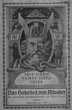 "Odin. When Nazis came to power in 1933, they outlawed almost all other groups. Fahrenkrog's GGG Folk group could nolonger use the swastika, which they used since 1908. The swastika dates to Ancient India. It remains widely used in Indian religions, specifically in Hinduism, Buddhism, and Jainism as a tantric symbol of auspiciousness. The word ""swastika"" comes from the Sanskrit svastika - ""su"" meaning ""good,"" ""asti"" meaning ""to be,"" and ""ka"" as a suffix. The swastika literally means ""to be…"