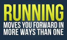 Running is my therapy session, release the negatives and embrace the positives...
