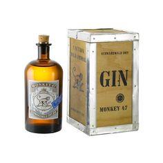 Monkey 47 - Kanske världens godaste gin!