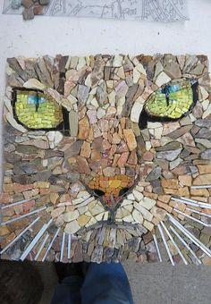 In our training module – Mosaic Mosaic Rocks, Mosaic Tile Art, Mosaic Artwork, Pebble Mosaic, Mosaic Crafts, Mosaic Projects, Pebble Art, Mosaic Glass, Glass Art