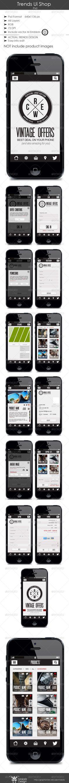 Nice lookin' UI Design for an iPhone App
