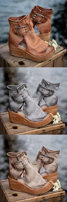 Shoe Boots, Shoes Heels, Shoe Bag, Flats, Cute Shoes, Me Too Shoes, Over Boots, Vogue, Summer Shoes