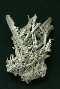 Silver crystals from Australia