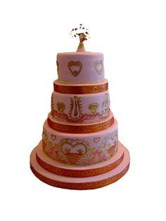 stunning wedding cakes | Stunning Asian Wedding cake