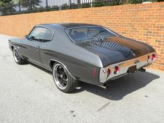 1971 Chevelle, almost like my old one
