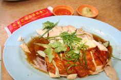 Wee Nam Kee  Hainanese Chicken Rice  Go to the original one on Thomson Road