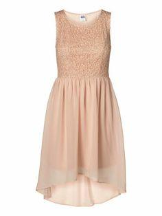 Beautiful VERO MODA ELLA S/L DRESS! #veromoda #pink #dress #fashion @Veronica MODA