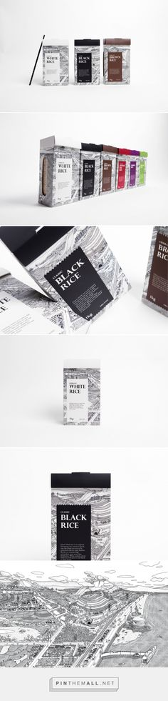 Panino Organic Rice — The Dieline - Branding & Packaging - created via http://pinthemall.net